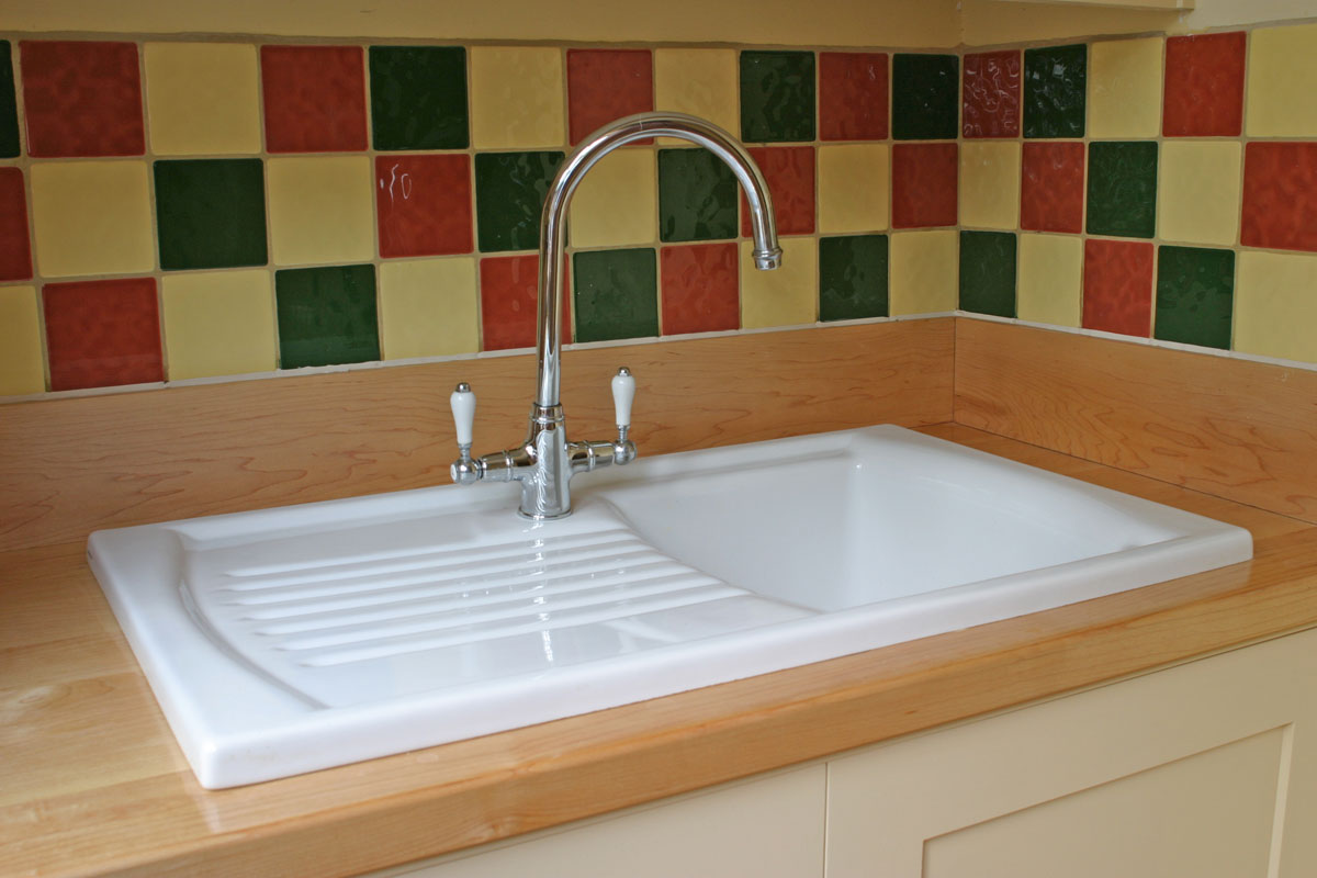 Bespoke Cotswold Kitchen Work Surfaces By Tj Joinery Ltd