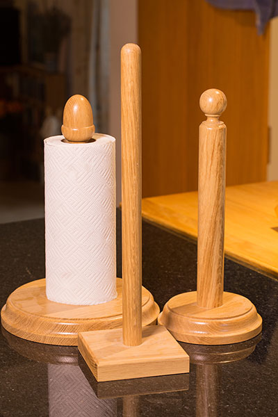 buy wooden kitchen roll holders from tj joinery